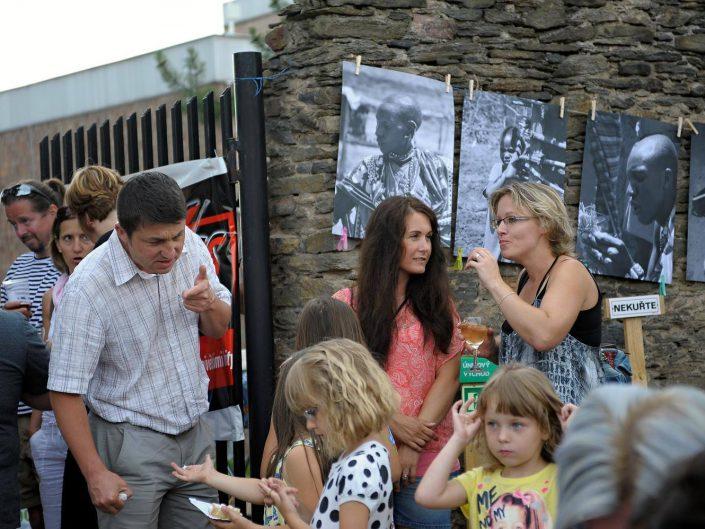 otevřené letní kino